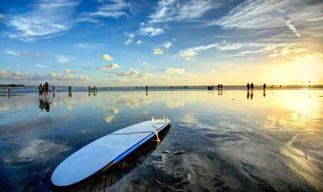 Pilihan Tempat Surfing Terbaik Bagi Pemula di Bali