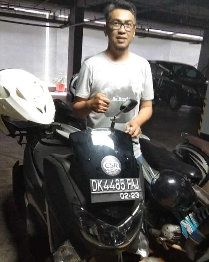Jasa Sewa Motor Yamaha Nmax Di Bali
