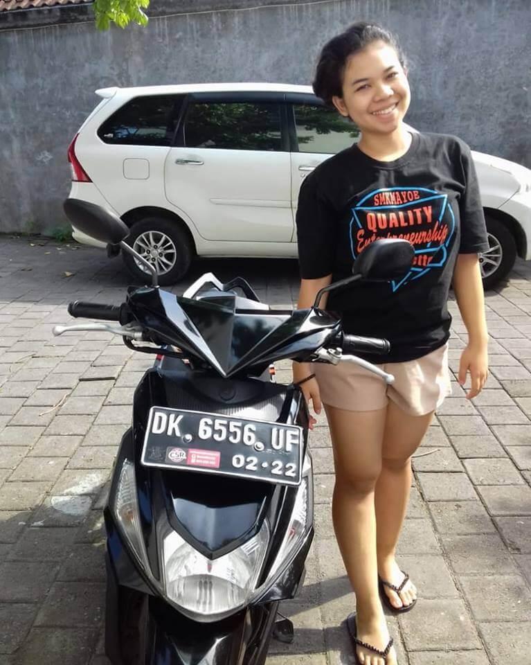 Jasa Rental Motor Di Bali
