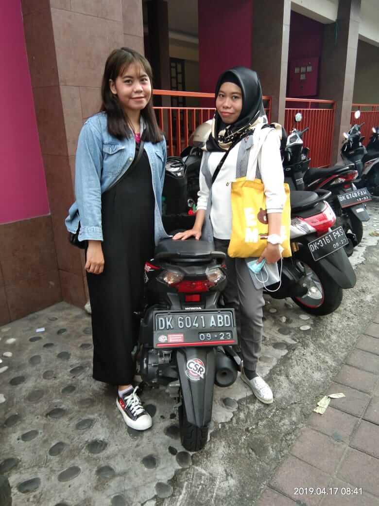 Sewa Motor Mingguan Di Bali