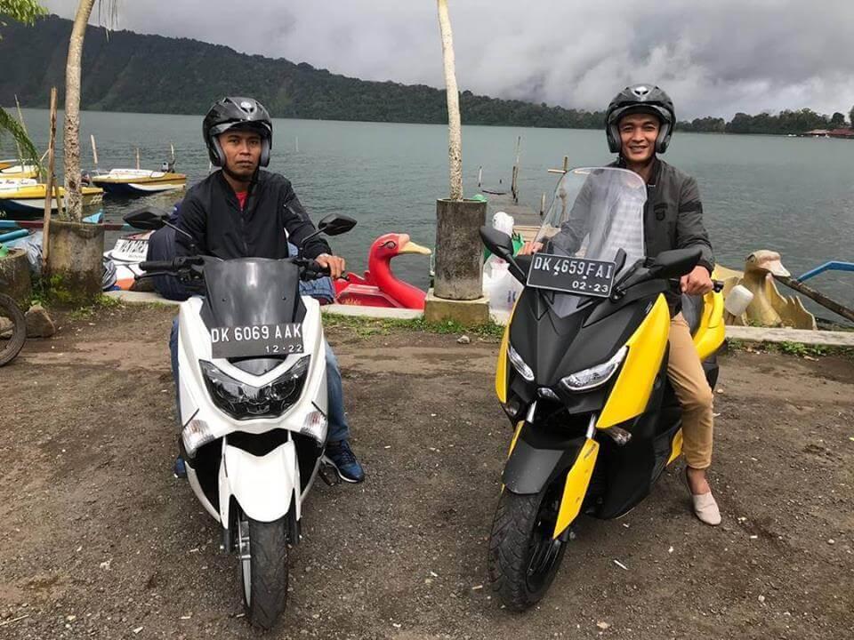 Jelajahi Kebun Raya Bedugul Bali