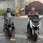 Serunya Liburan di Bali dengan Yamaha X-Max