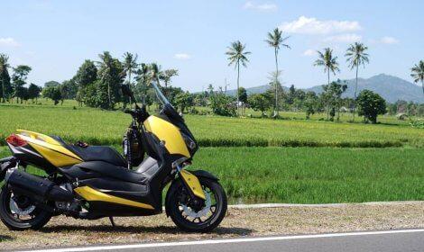 Sewa Motor Di Bali Yang Nyaman