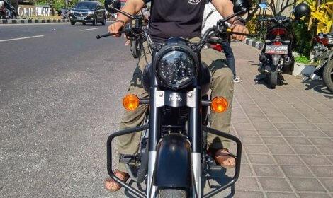 Sewa Motor di Legian Bali